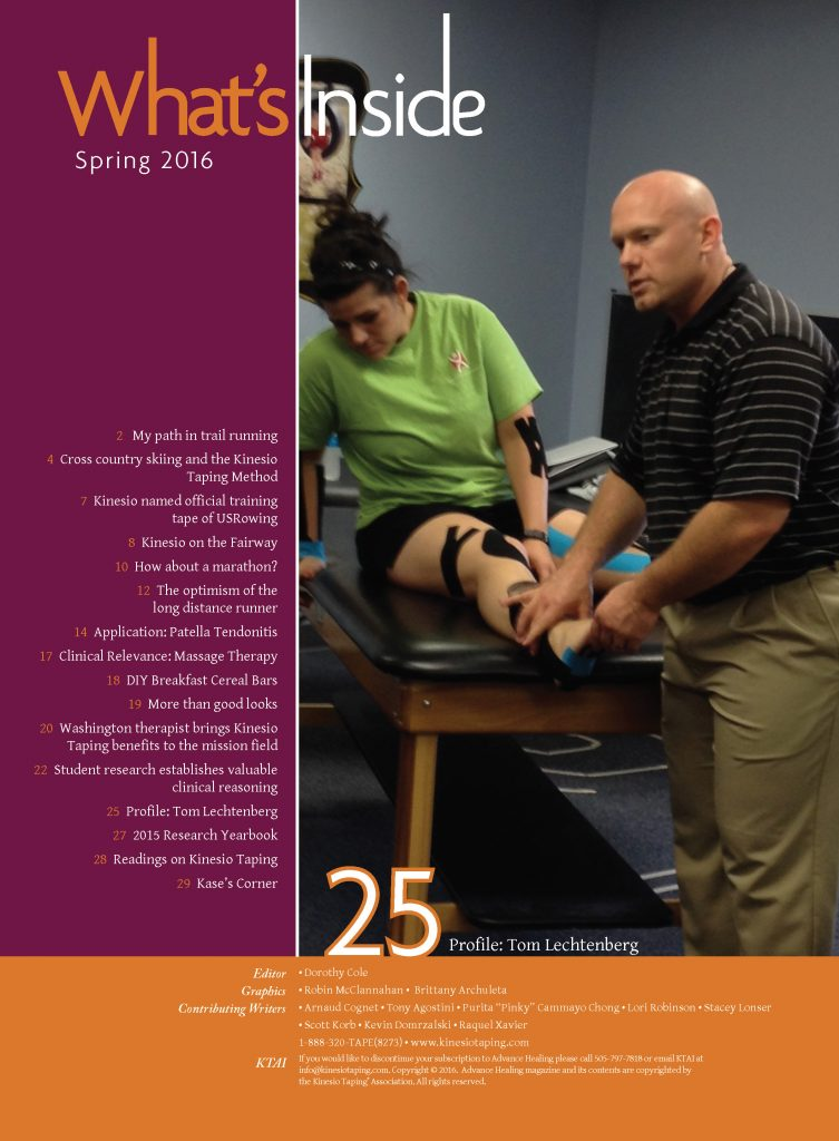 Kinesio-Tape-16-AH-Spring Table of Contents