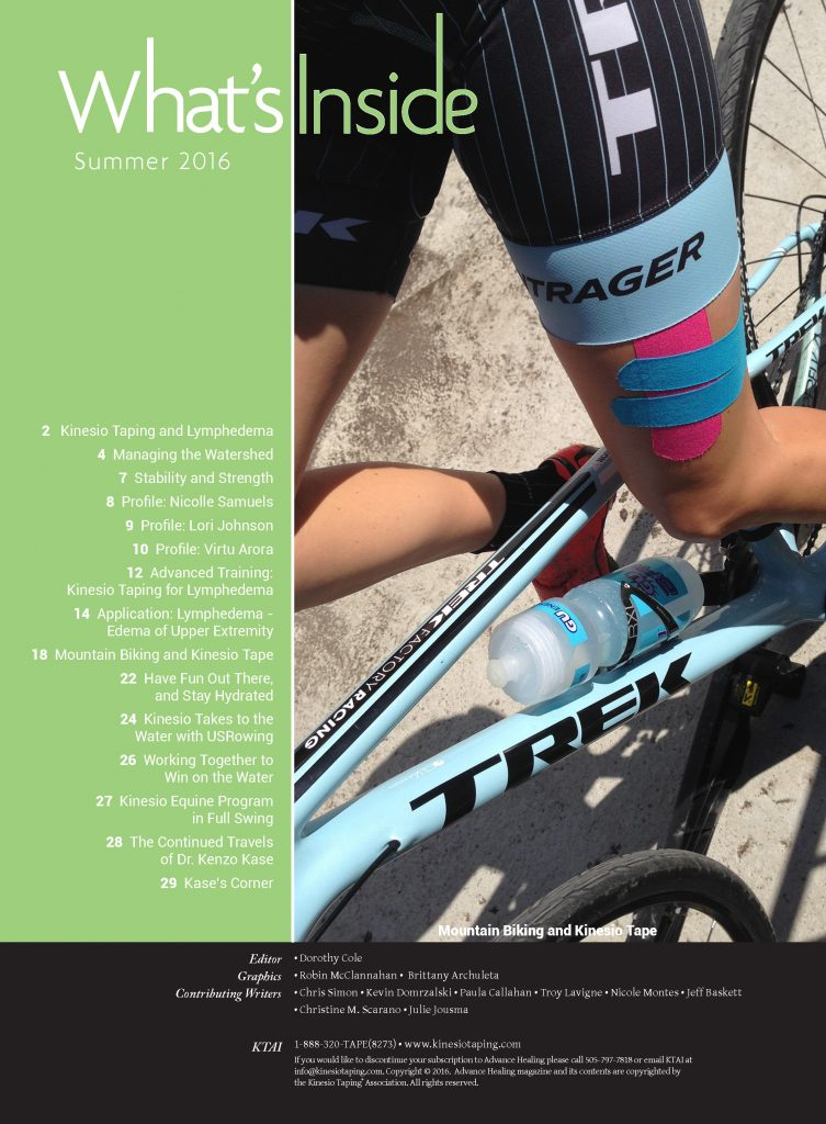 Kinesio-Tape-16-AH-Summer Table of Contents